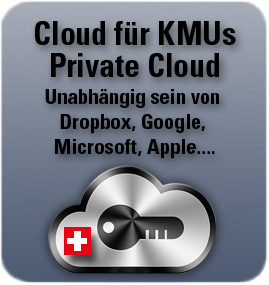 Deine eigene Cloud, private Cloud