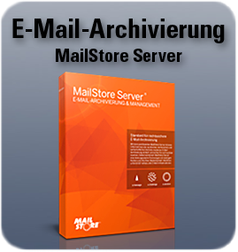 Mailstore Server, Email-Archiverung.